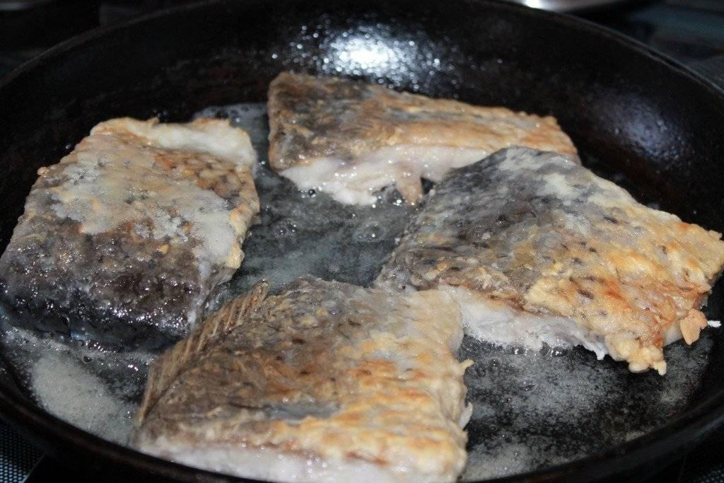 Как пожарить щуку на сковороде