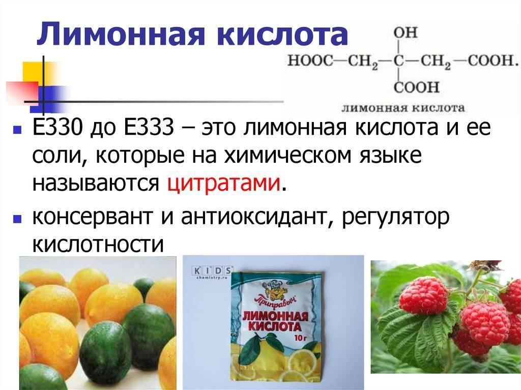 Как гасить соду лимонной кислотой?
