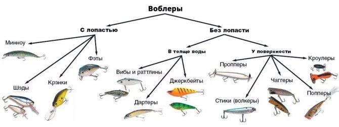 Способы проводки воблеров для ловли щуки