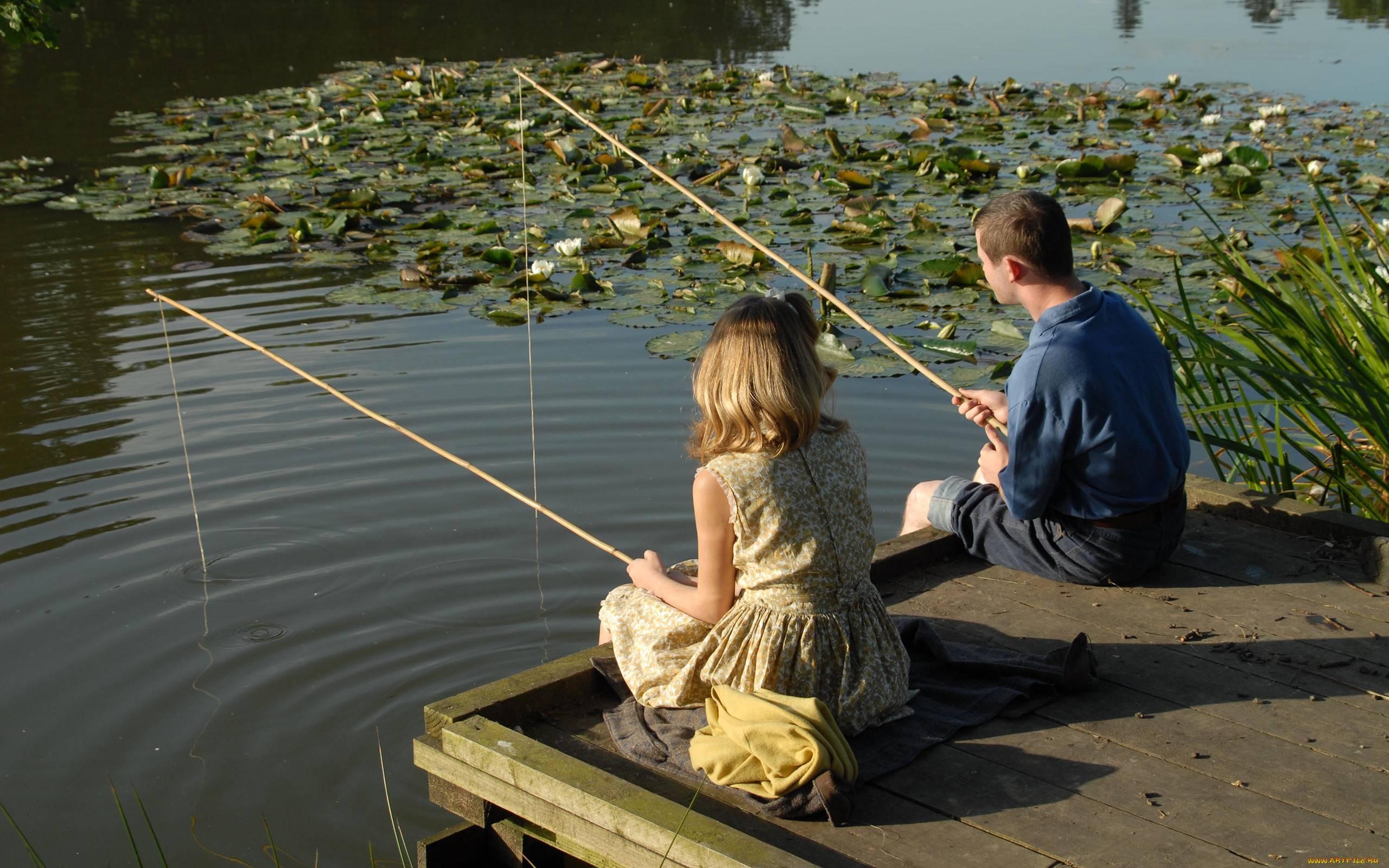 Сонник ловить рыбу, к чему снится ловить рыбу женщине на удочку или руками