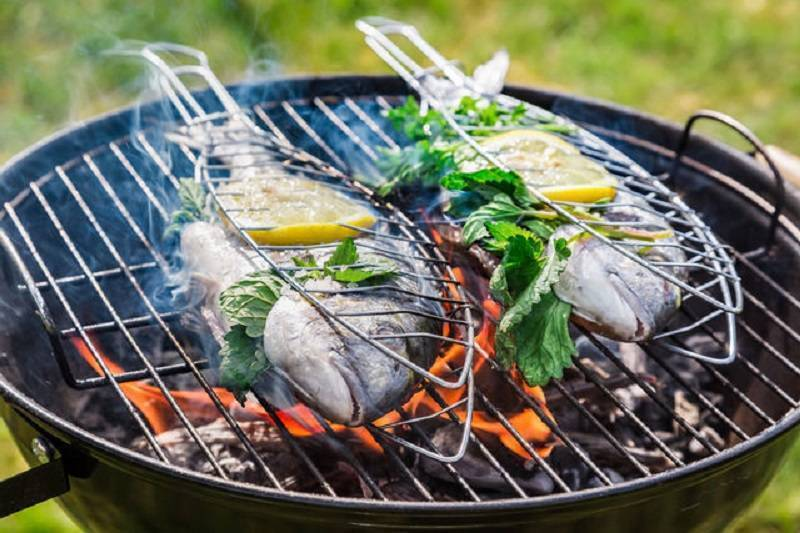 Овощи на гриле - секреты приготовления овощей на мангале и углях
