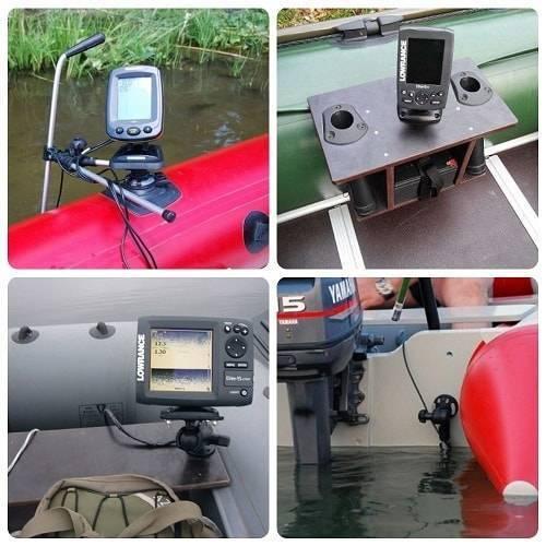 Выбираем эхолот для рыбалки с лодки: рейтинг хороших моделей