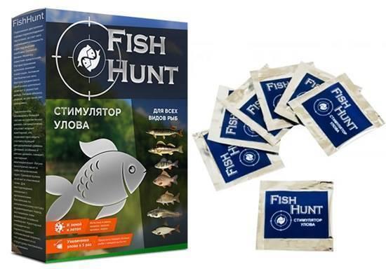 Fish hunt: отзывы об активаторе клева и где купить