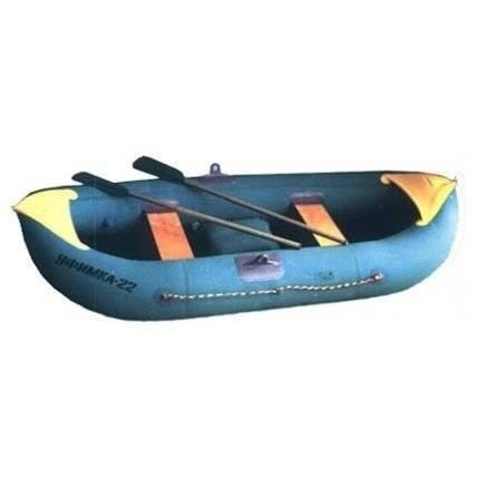 Лодка уфимка 2 — viberilodku
