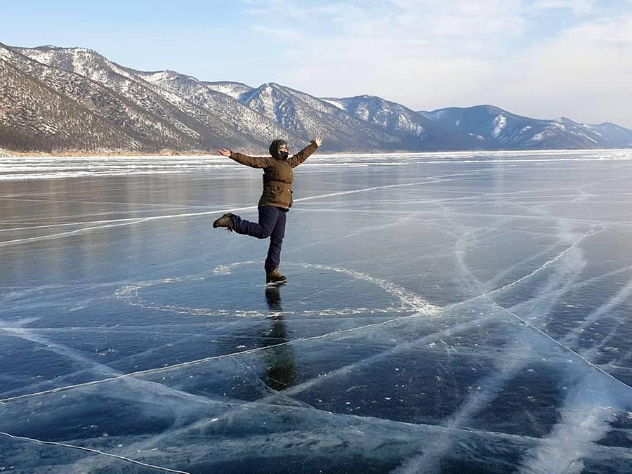Байкальское коварство: на льду озера опаснее, чем на эвересте?