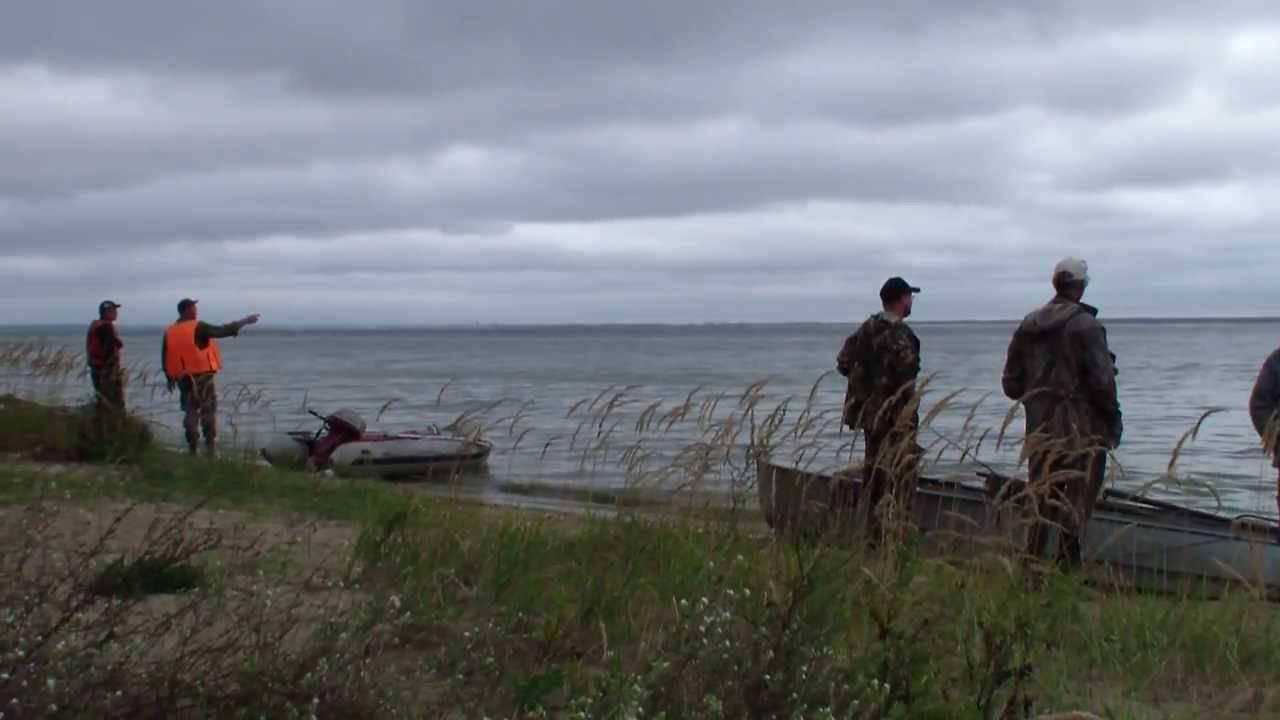 Базы отдыха на горьковском море – особенности рыбалки