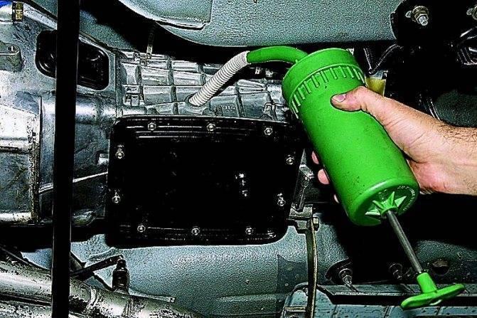 Как сменить масло вдвигателе без смотровой ямы или подъемника
