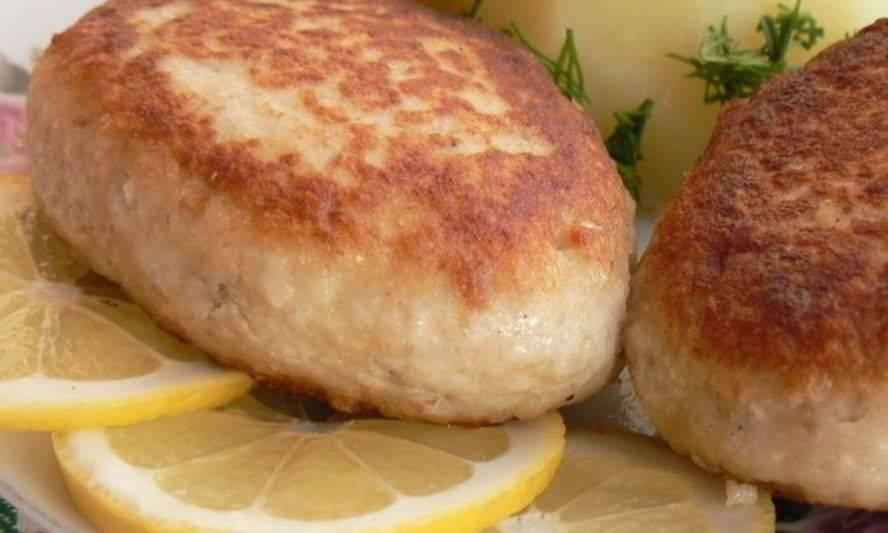 Рыбные котлеты из щуки | вкусные рецепты приготовления