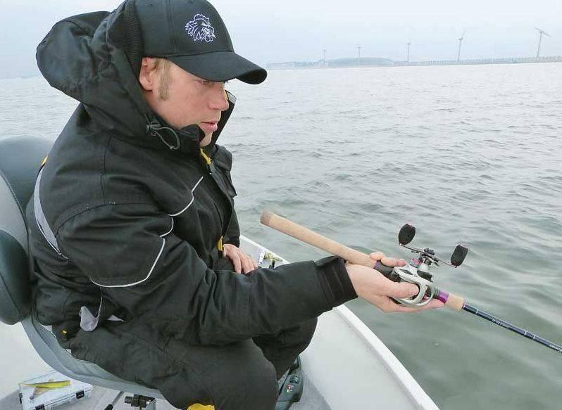 Оснастка для ловли судака