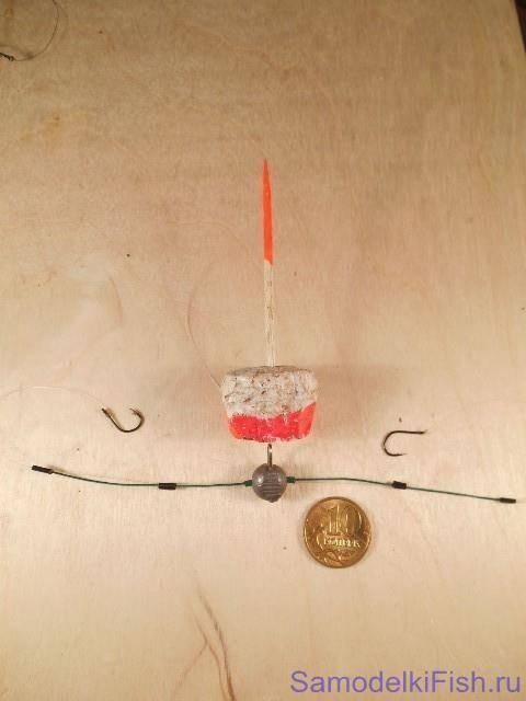 Как ловить леща на донку: виды снастей и их монтажа