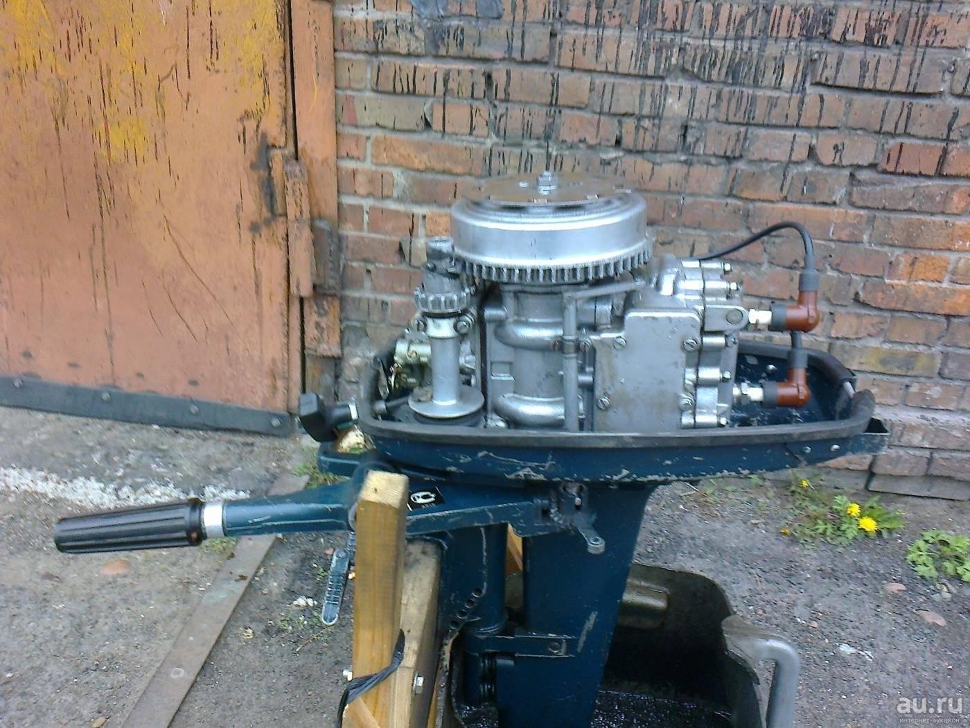 Ветерок-12 (лодочный мотор) » motorka.org