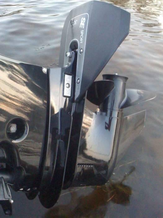 Гидрокрыло на лодочный мотор своими руками - схема и инструкция
