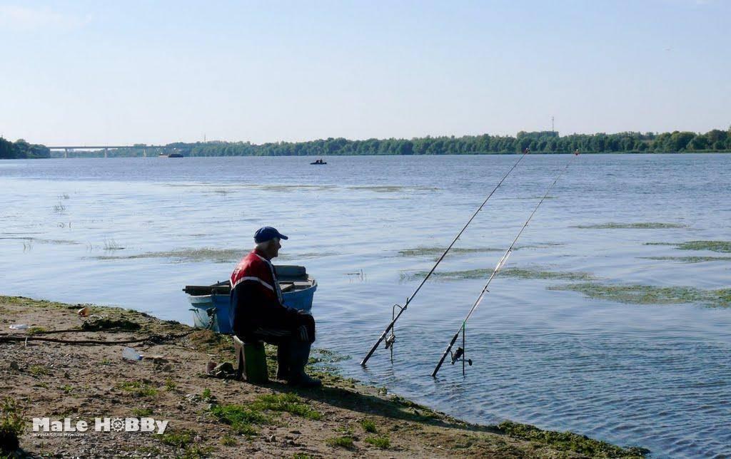Рыбалка в коломне и коломенском районе