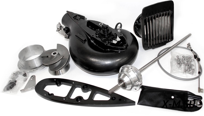 Лодочный мотор водомет - рейтинг лучших моделей, устройство, отзывы и цена