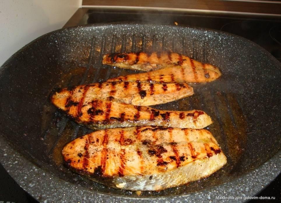 Как жарить рыбу правильно - рецепты