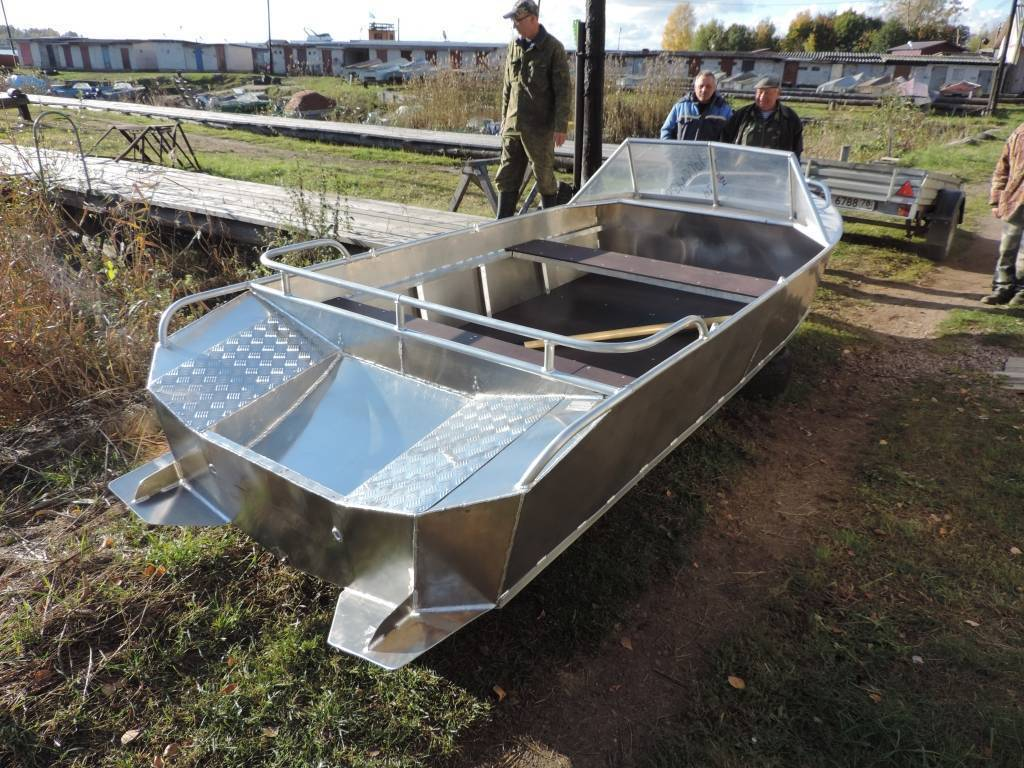 Лучшие алюминиевые лодки для рыбалки - критерии выбора, самодельные лодки