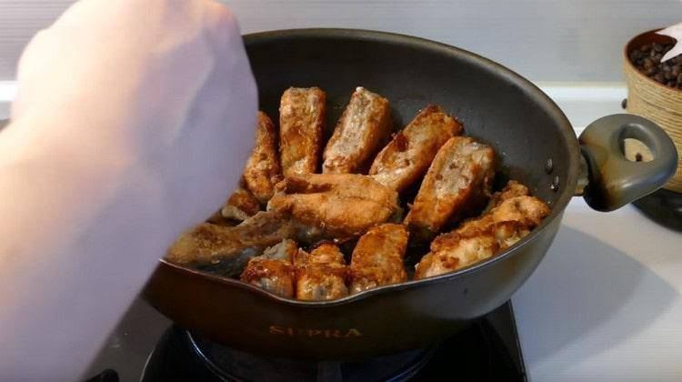 Рецепт щуки, жареной на сковороде