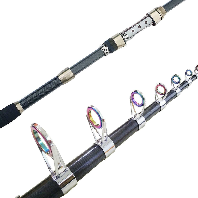 Спиннинг телескопический – залог успешной рыбалки.