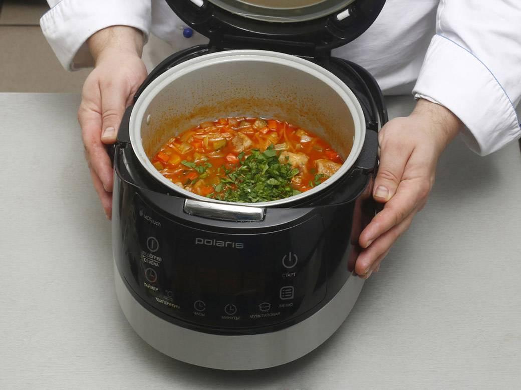 Суп в мультиварке редмонд. суп в мультиварке редмонд: вксные и простые рецепты