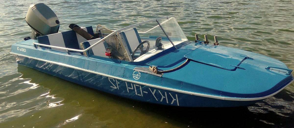 Моторная лодка обь 3 — viberilodku