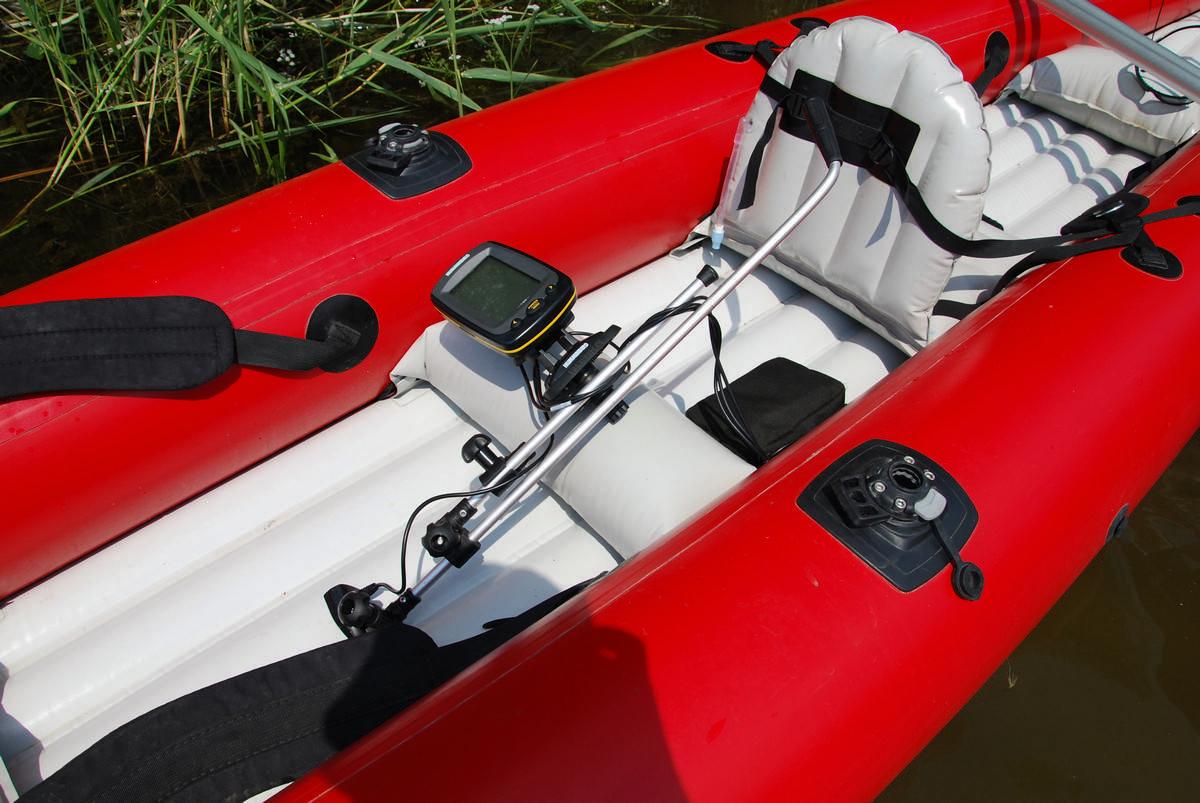 Какие держатели для спиннингов подходят для лодки из пвх