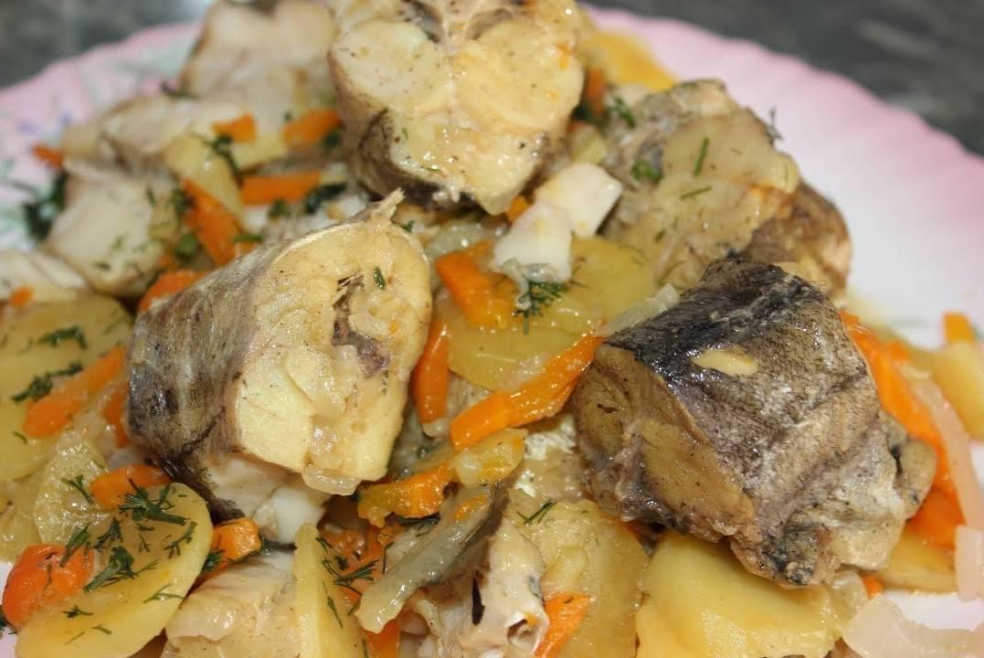 Как приготовить рыбу в мультиварке по пошаговому рецепту с фото