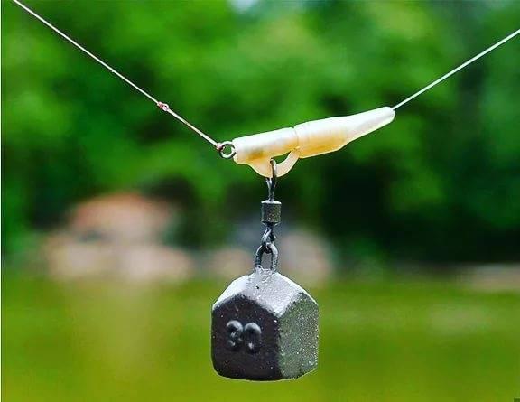 Донка из спиннинга — всё о рыбалке