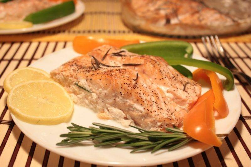 Как правильно приготовить форель в сливочном соусе?
