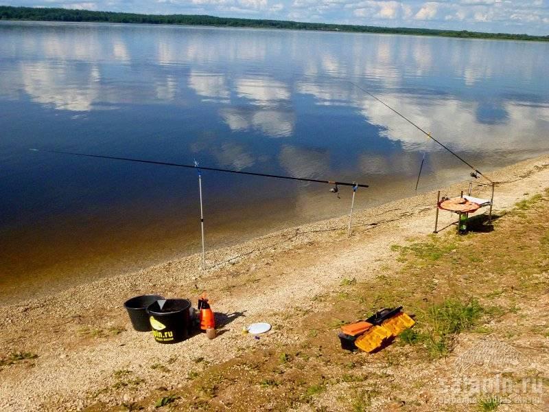 Рыбалка в костанайской области