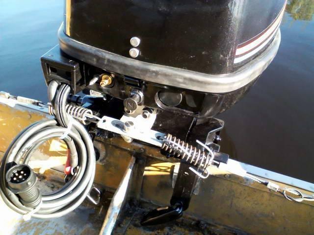 Какой лодочный мотор выбрать? главные правила и советы    кто?что?где?