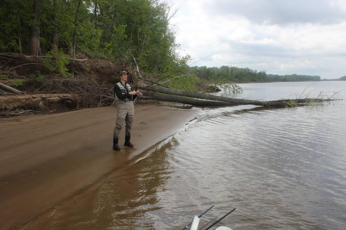 Рыбалка в саратове и саратовской области