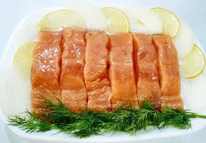 Рыбный день: горбуша соленая в домашних условиях — очень вкусная к любому столу