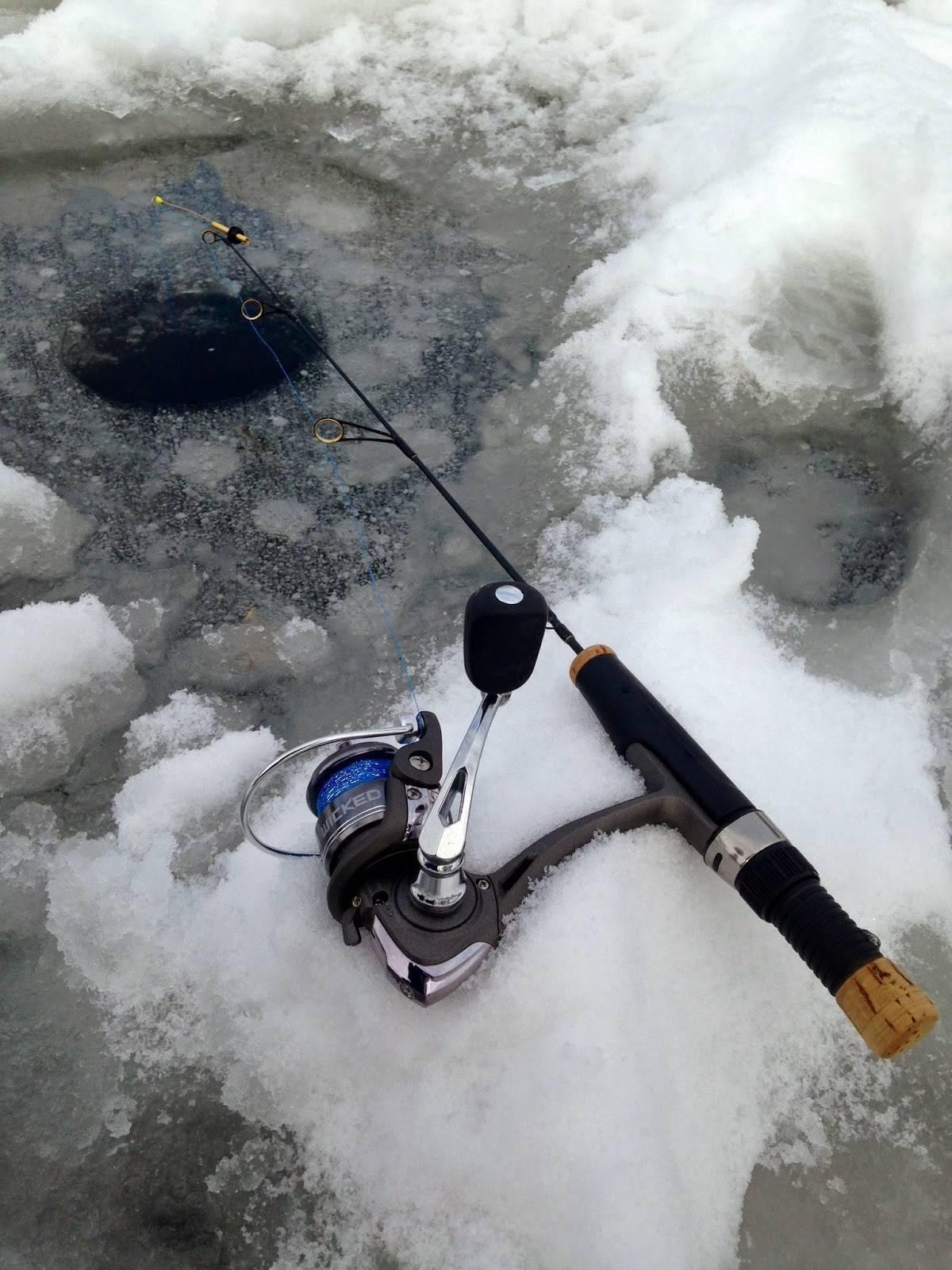 Нюансы зимней рыбалки