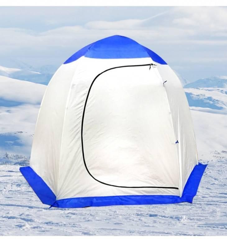 Лучшие палатки для зимней рыбалки: рейтинг 2020 года по качеству