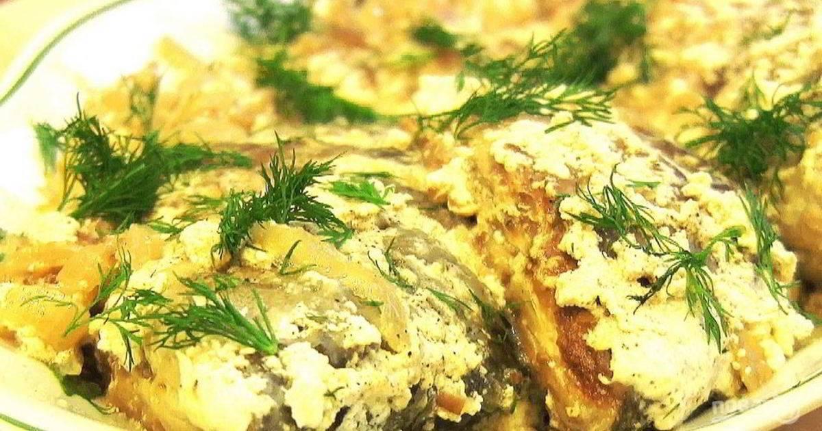 Жареные караси – кулинарный рецепт