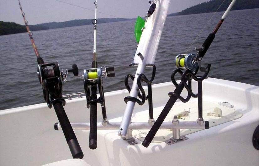 Спиннинг для рыбалки с берега