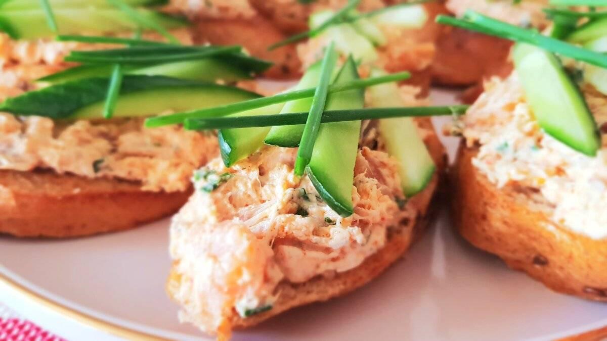Завтрак: готовим риет из рыбы - будет вкусно! - медиаплатформа миртесен