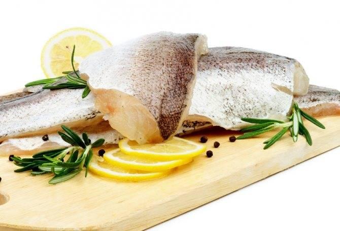 Рыба пикша — польза и вред