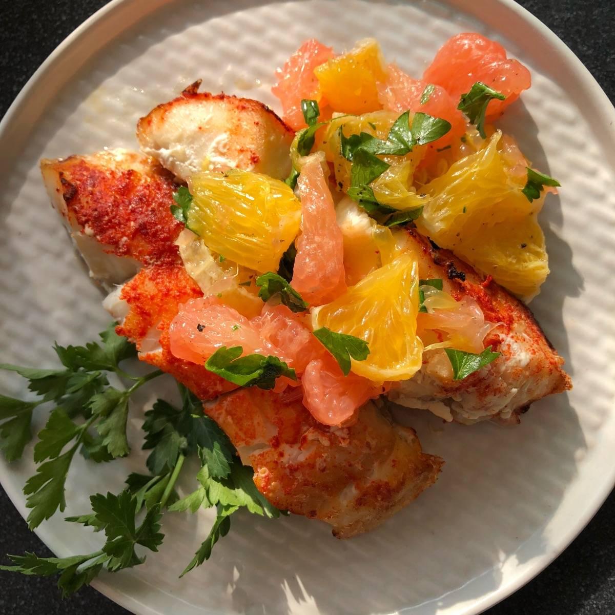 Как сделать хрустящую корочку у окуня при готовке на сковороде