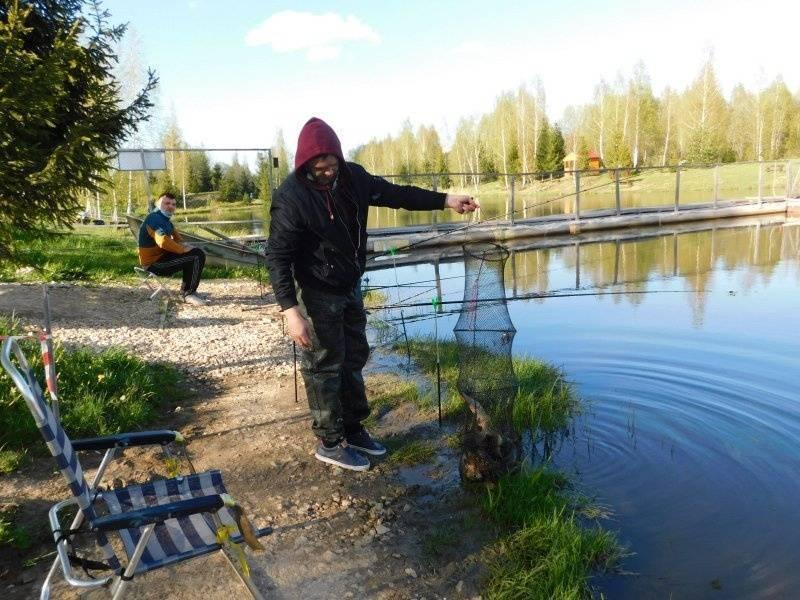 Рыбалка в коротыгино отчет