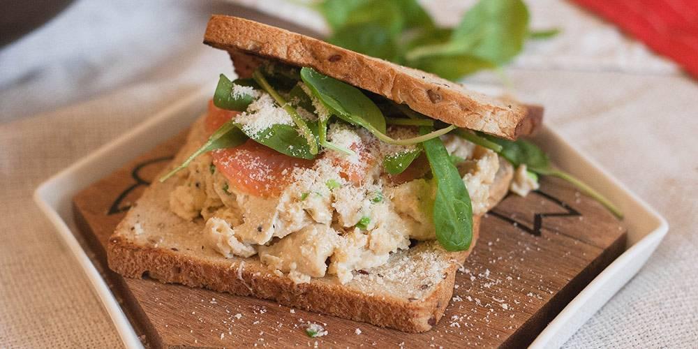 Риет из лосося — очень вкусная французская закуска