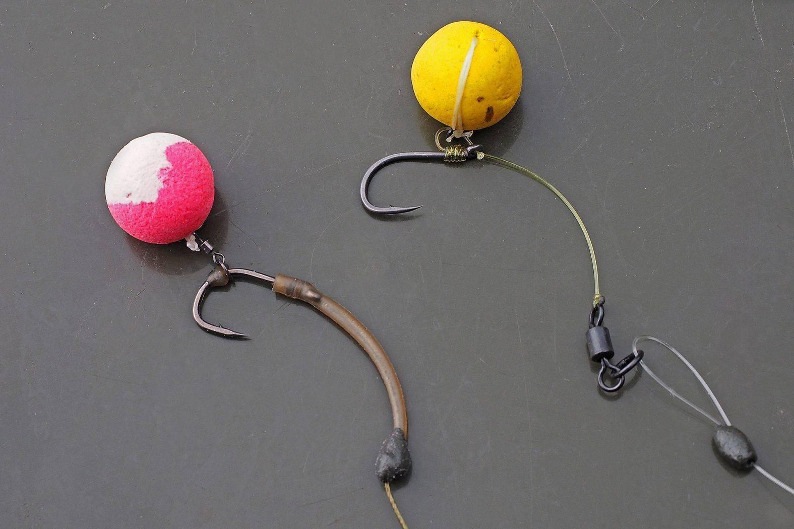 Что такое бойлы для рыбалки, фирменные бойлы