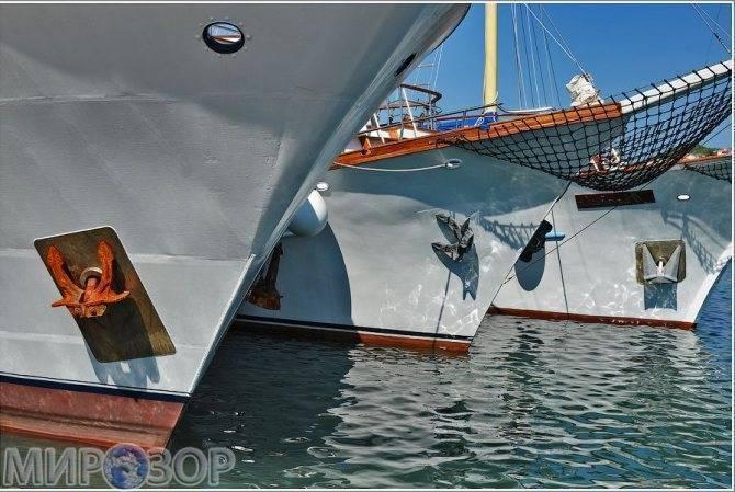 Корабельные якоря. Якорь Матросова: особенности конструкции