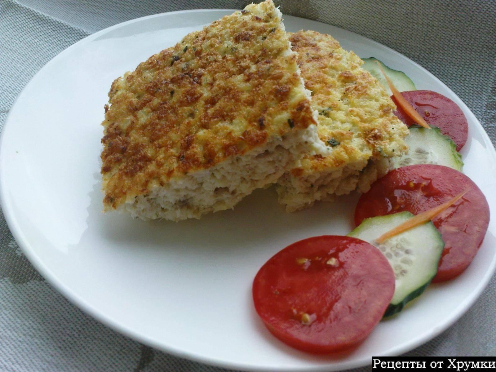 Рыбное суфле - лучшие рецепты приготовления с фото и видео