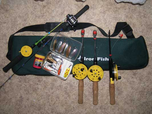 Особенности летней ночной рыбалки