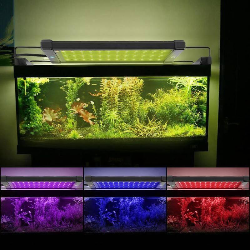 Светодиодный светильник для аквариума своими руками: подробная инструкция