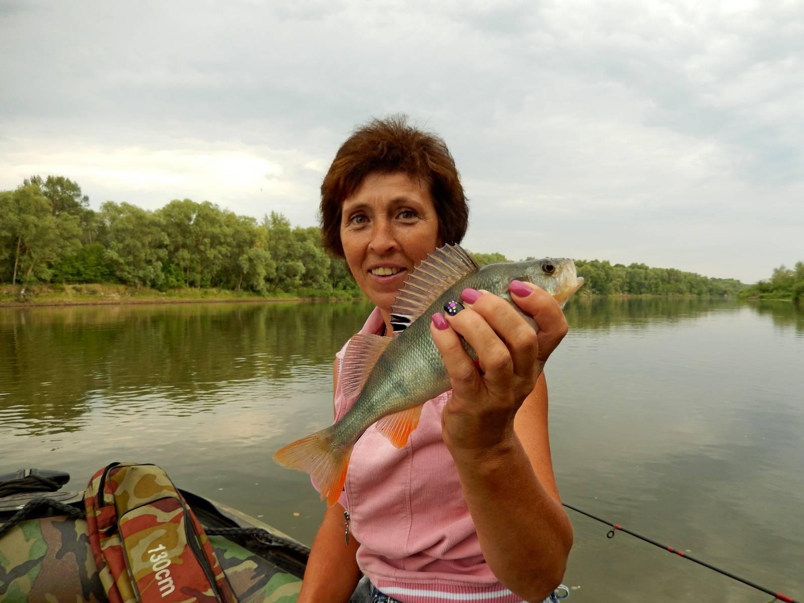 Рыбалка на хопре и ее особенности - на рыбалке!