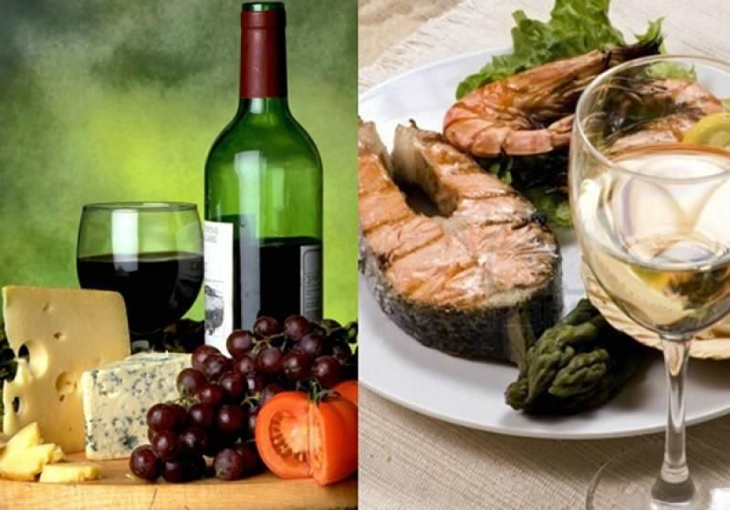 Вино к рыбе: какое лучше подходит, особенности подачи