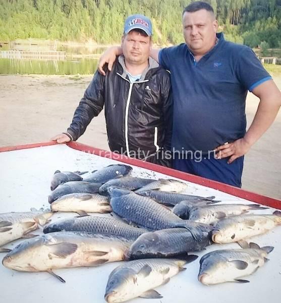 Рыбалка в юдино одинцовский район