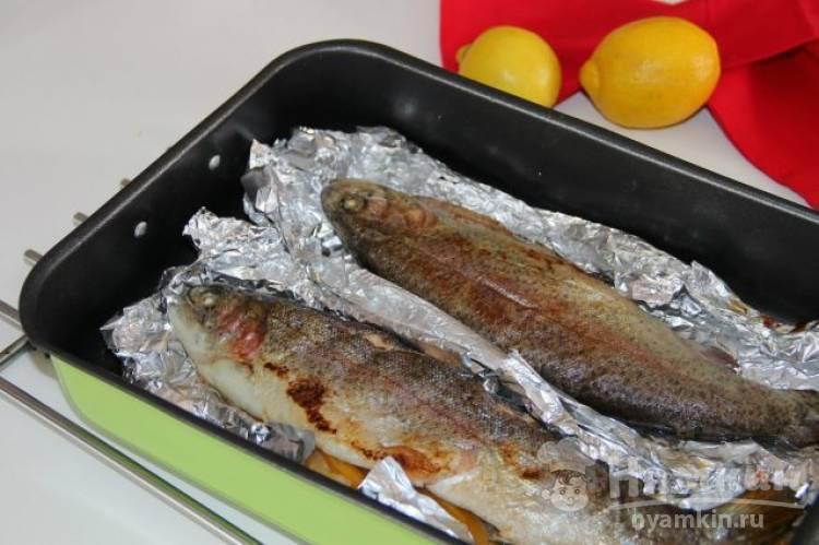 Форель запеченная в духовке - простые и вкусные домашние рецепты